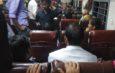 Omg ब्रेकिंग-मुम्बई-हावड़ा रेल लाइन हादसा-जनशताब्दी को रायपुर में रोका,यात्रियों की भीड़ जमी..